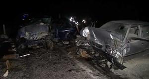 Afyonkarahisar'da feci trafik kazası!..