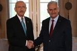 Başbakan'dan Kılıçdaroğlu'na 'Yenikapı' telefonu