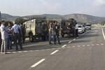 Osmaniye'de polise bombalı tuzak!