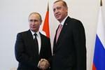 Erdoğan - Putin buluşması gerçekleşti!...