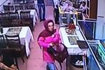 Eylem hazırlığındaki kadın terörist böyle yakalandı!