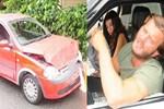 Kıvanç Tatlıtuğ eşiyle trafik kazası geçirdi!