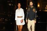 Rihanna ve Drake başbaşa yemek yedi