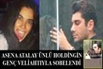 Asena Atalay sevgilisinin kollarında sobelendi!