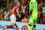 Galatasaray: 2- Rizespor: 0