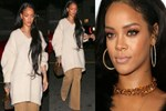 Rihanna kışı getirdi