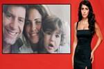 Aslı Tandoğan'ın mutlu aile hayatı
