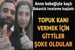 Adana'da akıl almaz 'bebek' şoku!