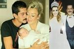 İsmail Hacıoğlu'nun mutlu aile tablosu