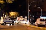 Van'da İpekyolu Emniyet Müdürlüğü'ne silahlı saldırı!