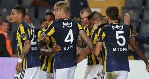 Fenerbahçe: 2 - Gaziantepspor: 1