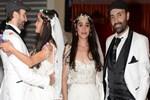 Meltem Miraloğlu ve Tayfur Aydın evlendi