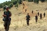 Saldırı hazırlığındaki PKK'lılar öldürüldü!..