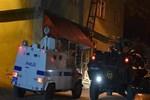 Siirt'te zırhlı polis aracına roketatarlı saldırı