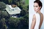 İşte Angeline Jolie'nin bekar evi