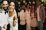 Ünlü isimler Berkay'ın düğününde buluştu