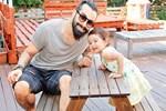 Gökhan Türkmen'in büyük evlat sevgisi