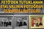 İstanbul Valiliği'ndeki bayramlaşma töreninde Hüseyin Avni Mutlu ayrıntısı