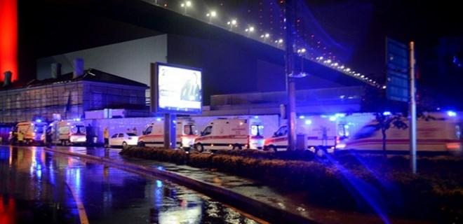 Ortaköy'deki saldırıya ilişkin yayın kısıtlaması