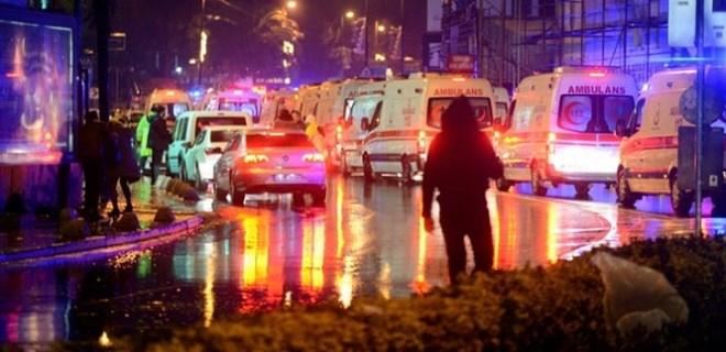 Dünya basını İstanbul'daki saldırıyı böyle gördü