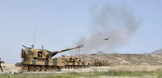 34 DEAŞ'lı terörist öldürüldü