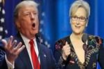 Trump'tan Meryl Streep'e yanıt gecikmedi!
