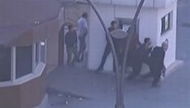 Gaziantep Emniyeti önünde çatışma çıktı