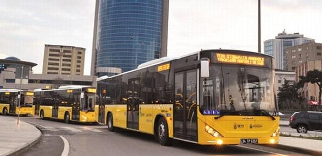 İETT otobüsü tarih oluyor!