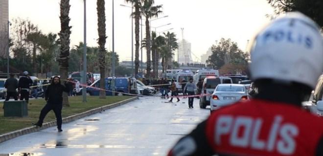İzmir'de saldırıyı terör örgütü PKK'nın taşeronu TAK üstlendi!