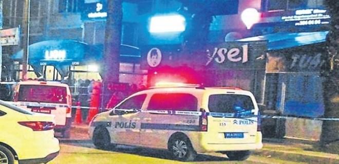 İzmir'deki bar katliamında iki zanlı aranıyor!