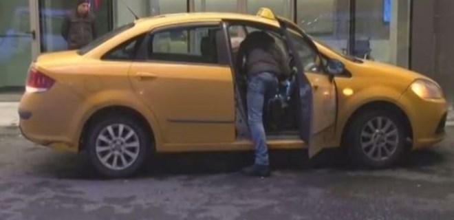 İstanbul Gaziosmanpaşa'da taksiciye silahlı saldırı!