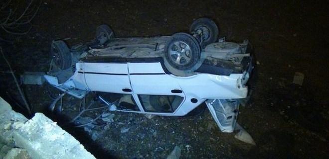 Gaziantep'te akıl almaz kaza!