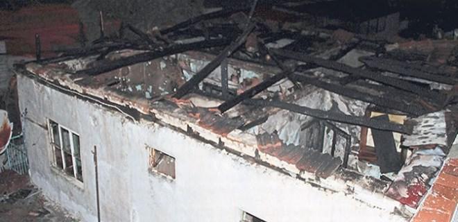 Şehit ailesinin evine yıkım şoku!
