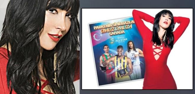 Hande Yener'den 'omuz omuza' destek