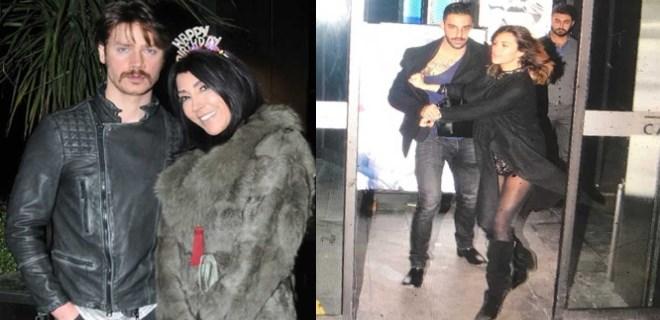 Hande Yener'in doğum gününde tekme tokat kavga!