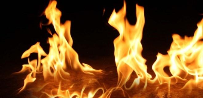 Şişli Etfal Hastanesi'nde yangın çıktı!