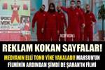 'Medyanın Elli Tonu' Kelebek'in reklam kokan sayfasını yine yakaladı!
