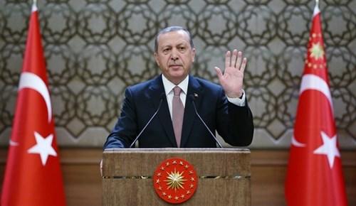 Cumhurbaşkanı Erdoğan'dan terörist açıklaması