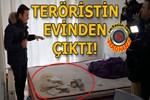 Reina saldırganının yakalandığı evden görüntüler