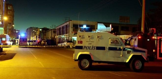 Diyarbakır'da polisin dikkati faciayı önledi!
