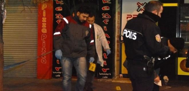 Konya'da dehşet veren kavga!