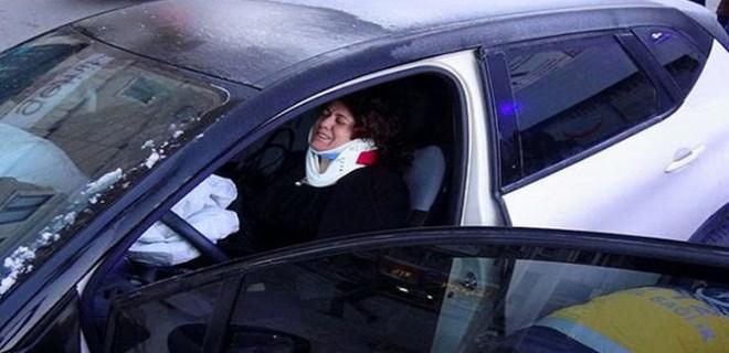 Çanakkale'de korkutan kaza