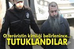 Askeri yakma görüntüsünü yayımlayan teröristin iki ağabeyi tutuklandı