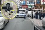 Esenyurt'ta polise ateş açıldı!...