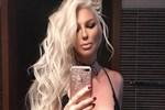 Jelena Yenge saçlarıyla sosyal medyayı salladı!