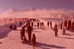 Erciyes Dağı'nda yaralanan genç kayakçı hayatını kaybetti