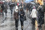 AKOM'dan İstanbul için flaş kar açıklaması!