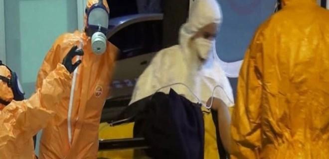 Ataşehir'de kimyasal maddeden 4 kişi zehirlendi!