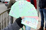 314 bin TL'lik piyango bileti postada kayboldu!