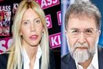 Ahmet Hakan, Elif Dürüst'ün evinde mi çalışıyor?